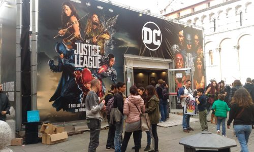 Recap Lucca & aspettando Justice League
