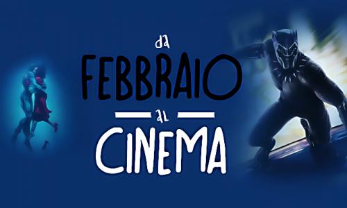 → Febbraio al cinema ←