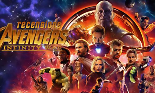 Audiorecensione Infinity War (senza Spoiler)